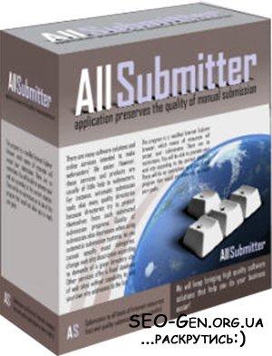 Allsubmitter 4.7 (c авторегистрацией) + Базы + Конвертер баз